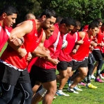 Tonga National Rugby League team join Physics 3D image